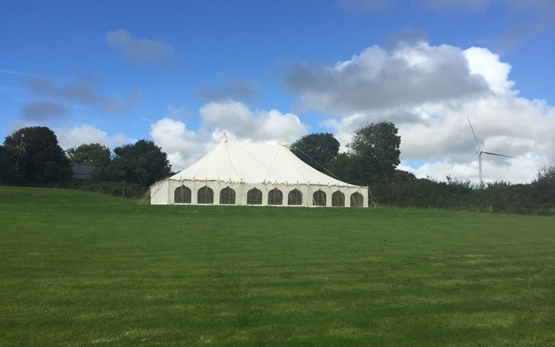 Ashbarton Estate - Ash Barton Estate wedding venue Devon DIY no curfew no corkage marquee